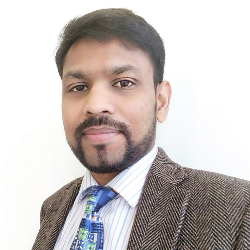 Dr. Subramani Paramasivam